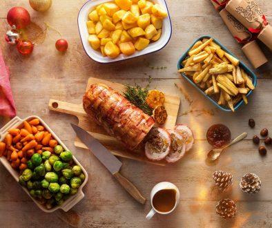 Christmas food Manchester